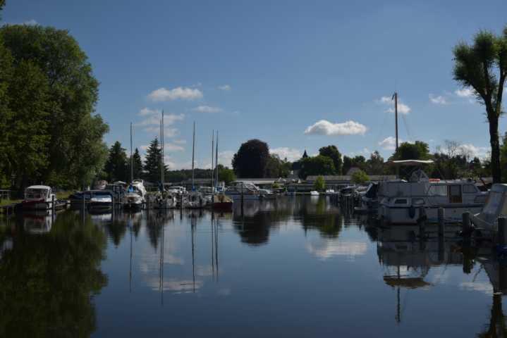Ihre Bootsanliegeplätze